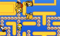Simpsons Pacman