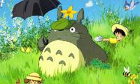 Hidden Objects - My Neighbor Totoro