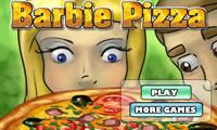 Barbie Pizza