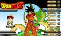 Dragon Ball Z Dress Up
