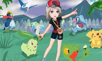 Pokemon Trainer Cutie