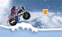 Transformers Prime Ice Race